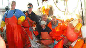 A 'Seaworthy' Captain Returns To The Open Ocean