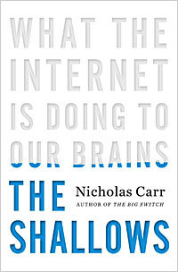 Image result for what internet does brain book