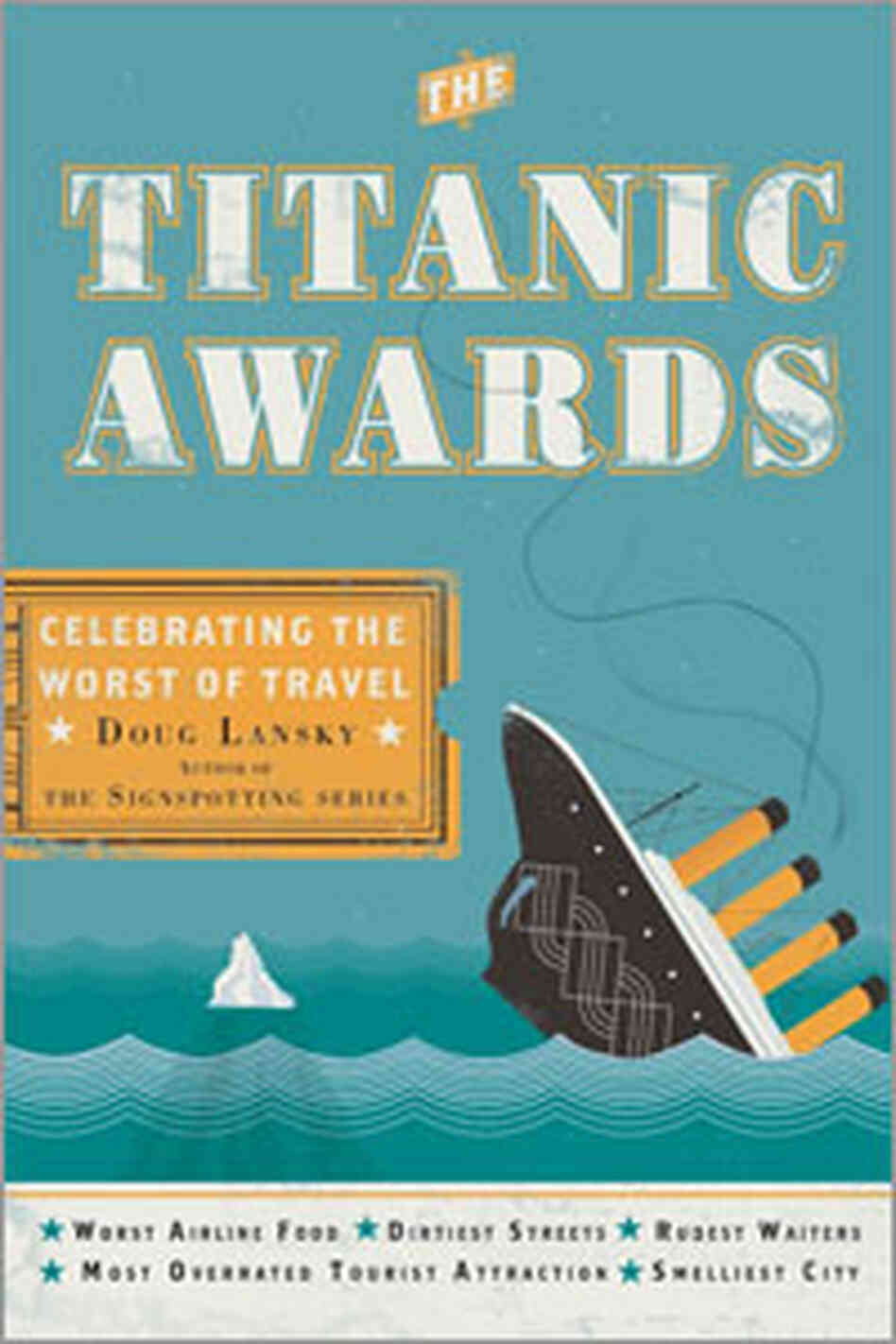 Titanic Awards book cover