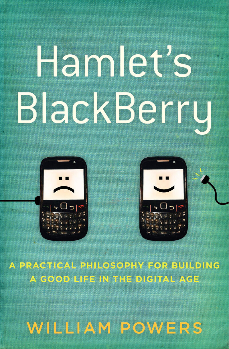 Hamlet's BlackBerry': To Surf Or Not To Surf? : NPR
