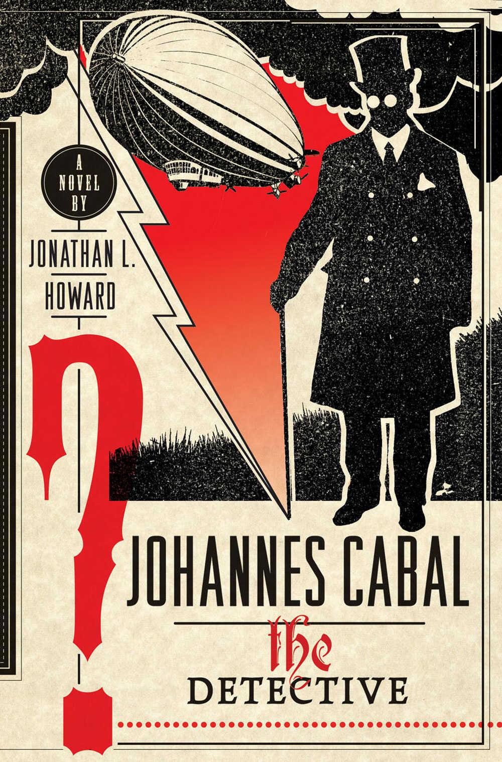 Johannes Cabal the Detective
