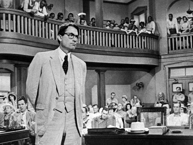 Gregory Peck won the Academy Award for Best Actor for his 1962 performance in To Kill a Mockingbird.