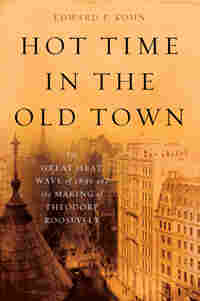 Hot Time in the Old Town: Cover Detail