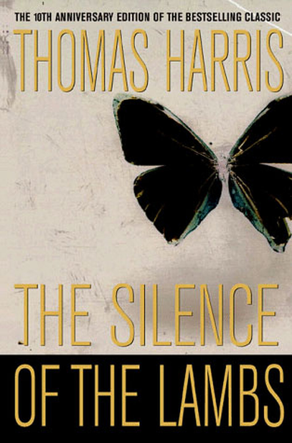 The Winner: The Silence Of The Lambs by Thomas Harris beat out two other serial killer books -- The Girl with the Dragon Tattoo by Stieg Larsson and Kiss the Girls by James Patterson -- for the No. 1 spot.