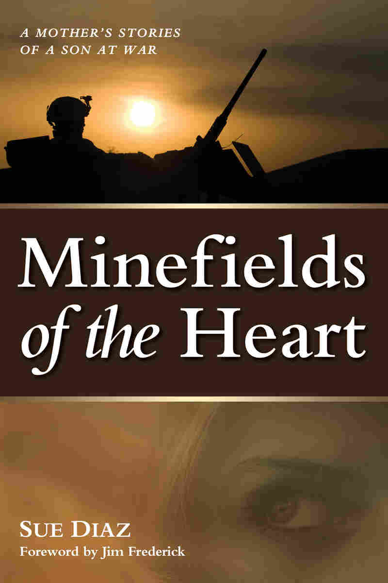Cover Detail: Minefields of the Heart