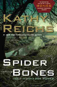 Cover of 'Spider Bones'