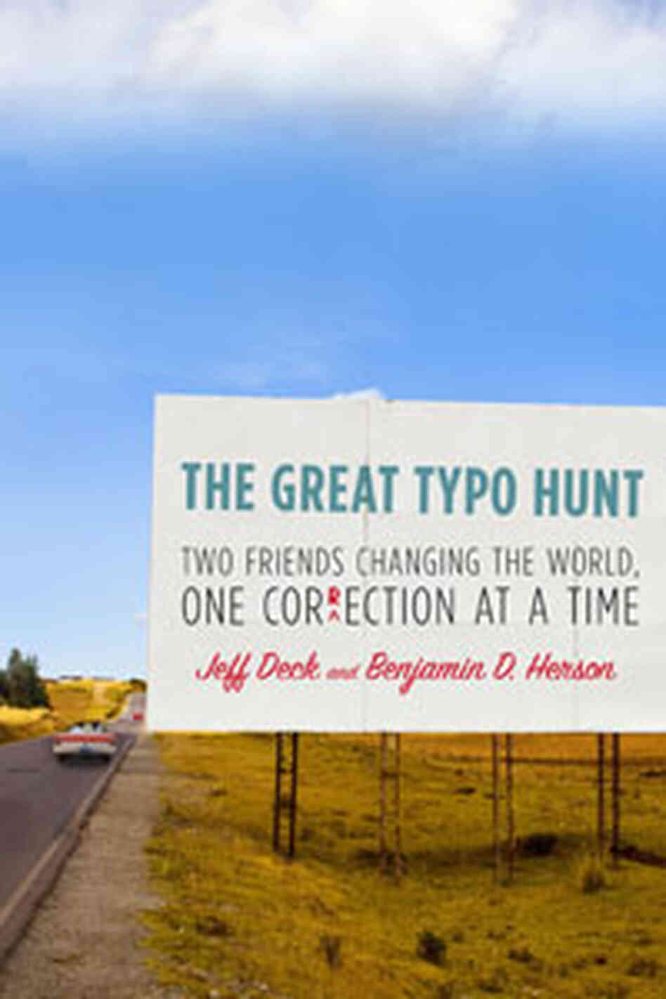 Cover of 'The Great Typo Hunt'