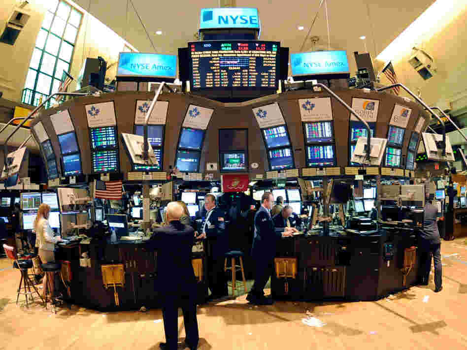 Trading on the New York Stock Exchange