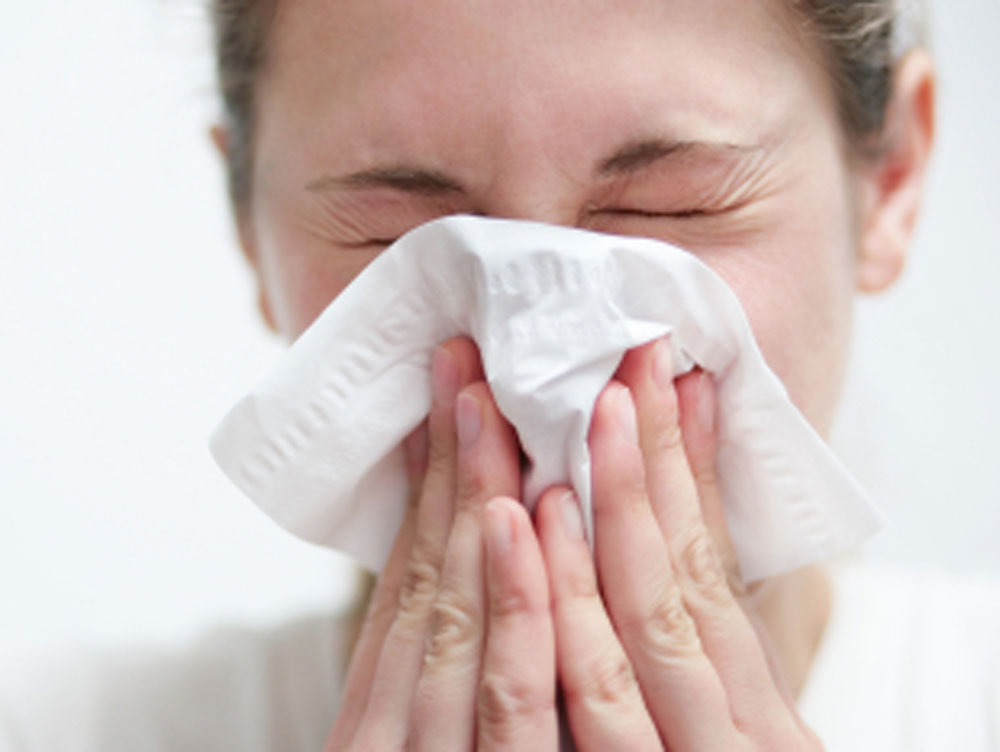 Ah-Choo!' Takes On Mysteries Of The Common Cold : NPR