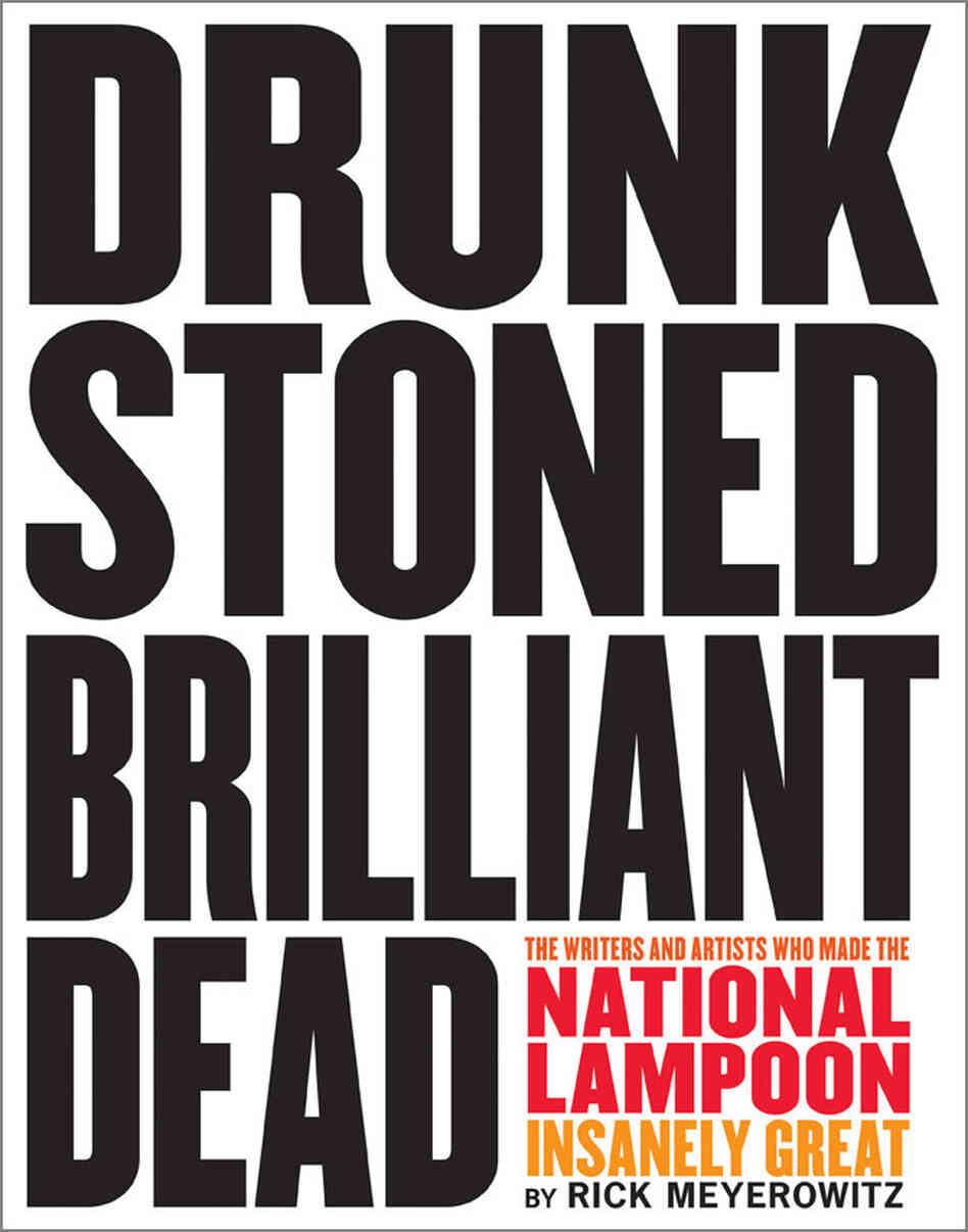 Drunk Stoned Brilliant Dead by Rick Meyerowitz