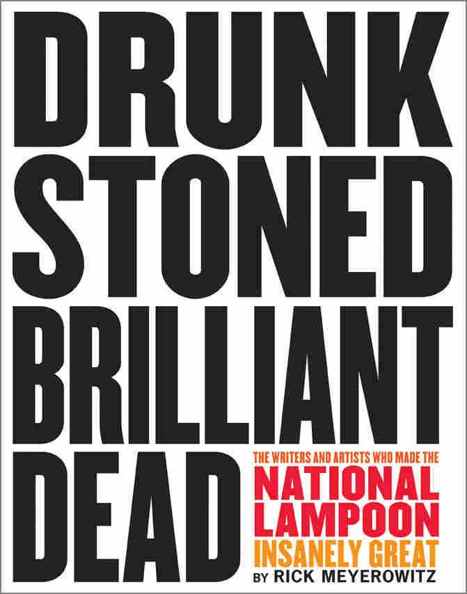 Drunk Stoned Brilliant Dead by Rick Meyerowitz