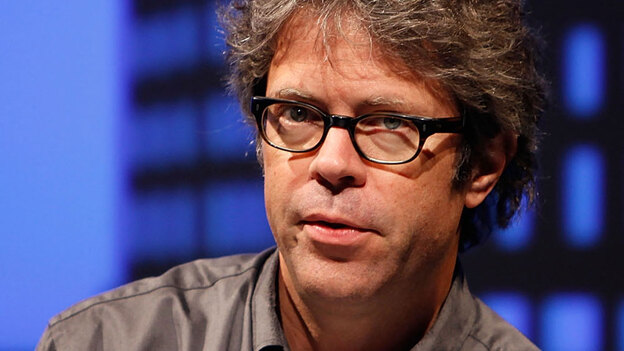 Jonathan Franzen is also the author of The Corrections: A Novel, and The Discomfort Zone, a memoir. He is pictured above at The New Yorker Festival Fiction Night in New York City in 2009. (Getty Images)