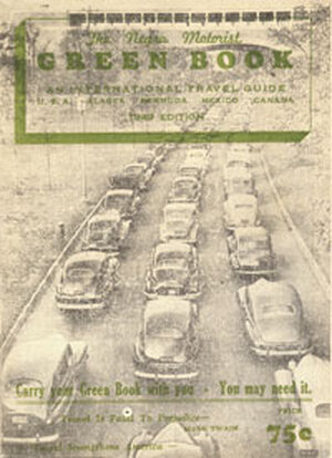 Cover of the 'Green Book'