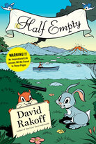 Cover Detail: Half Empty by David Rakoff