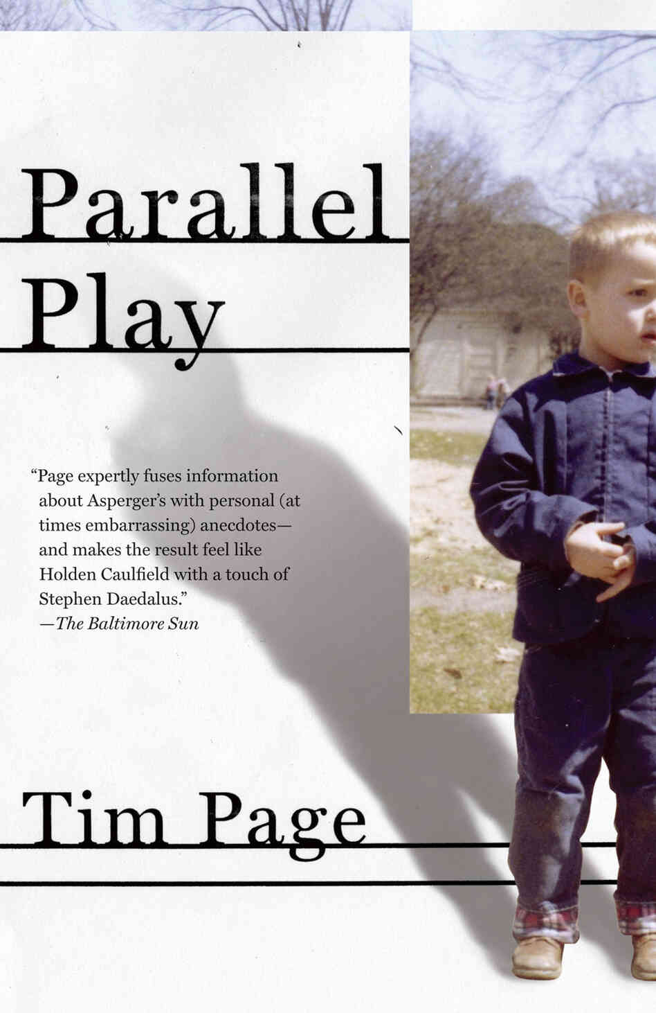 Cover Detail: Parallel Play