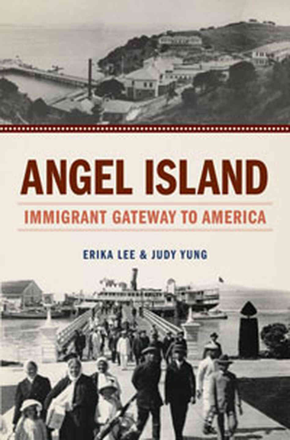 The history of the ellis island as the gateway to america