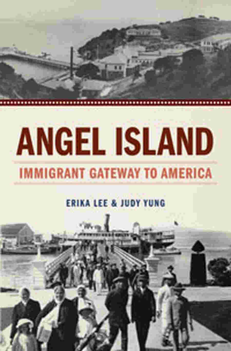 Cover of 'Angel Island'