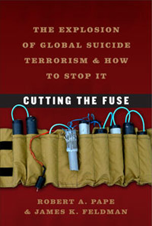 Cover of Cutting The Fuse