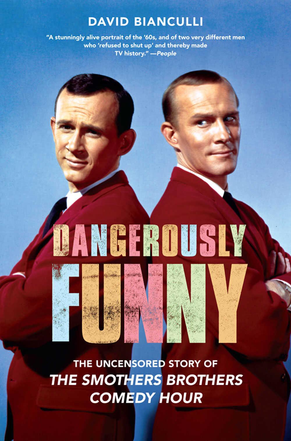 Dangerously Funny by David Bianculli
