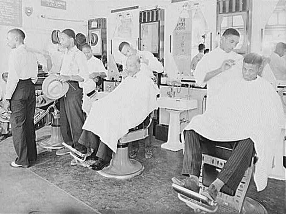 U Street Barbershop, Washington D.C.