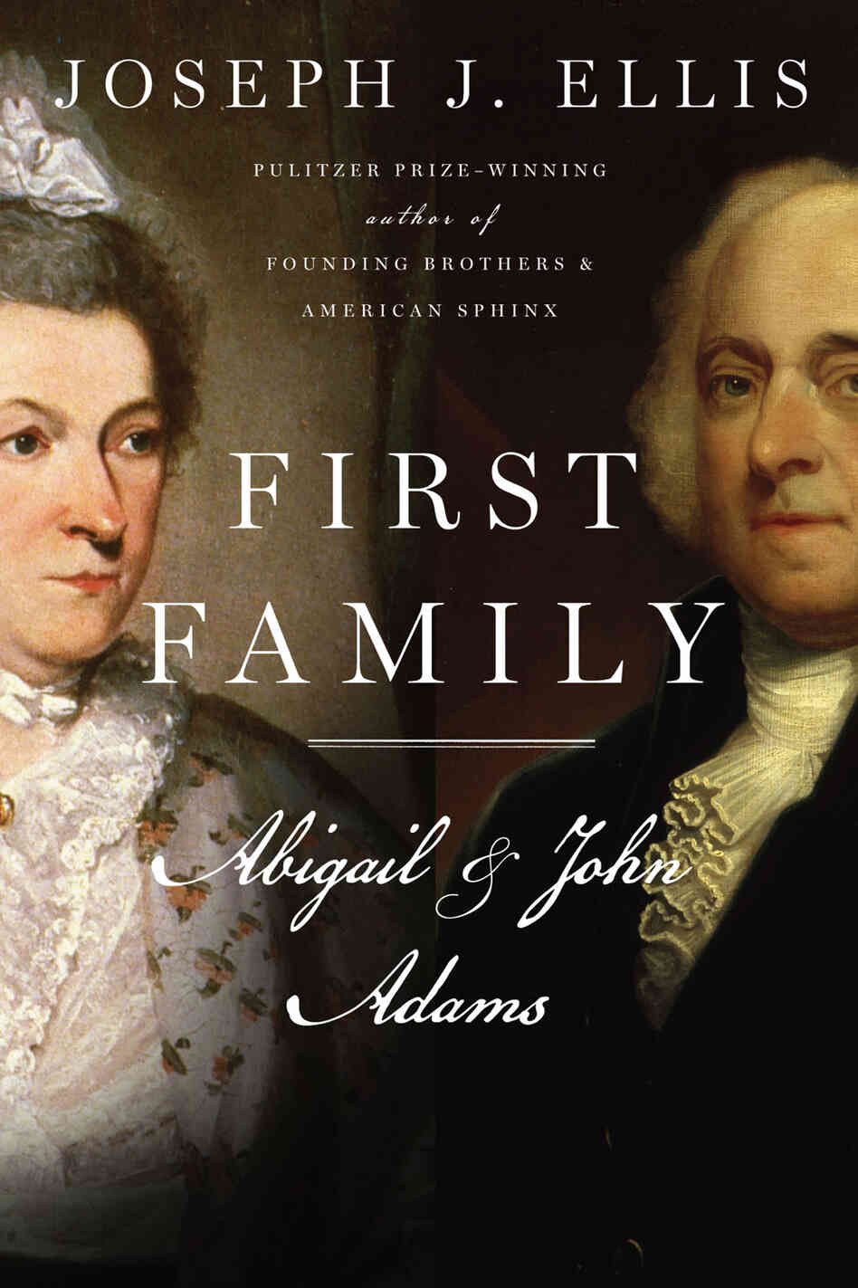 Cover Of 'First Family'