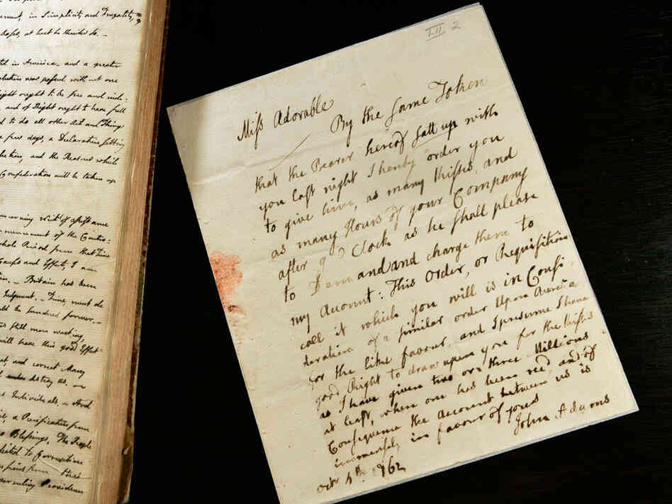Abigail Adams' Letter