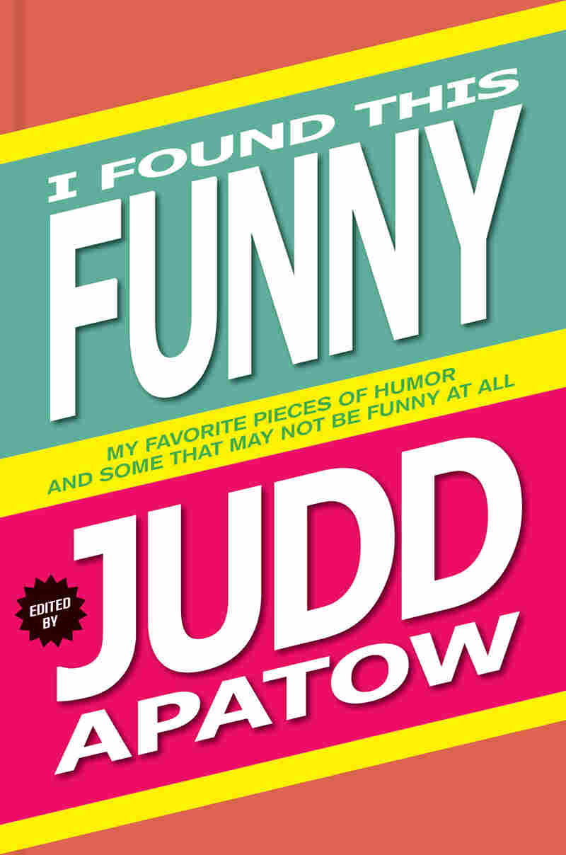 'I Found This Funny' Book Cover