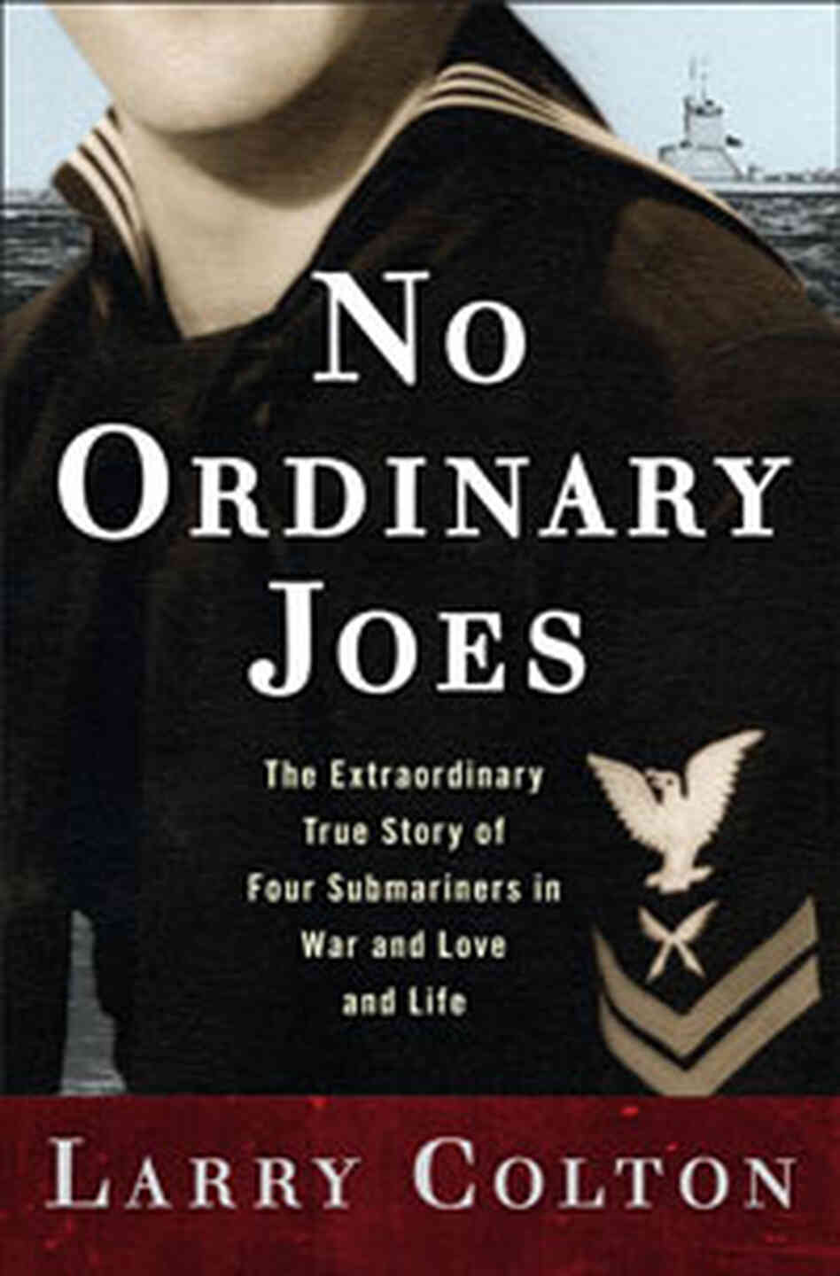 Cover of 'No Ordinary Joes'