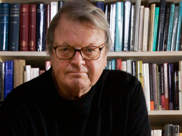 Journalist and historian Garry Wills is a professor emeritus at Northwestern University in Evanston, Ill. He says he's currently reading John Spike's <em>Young Michelangelo </em>and Garry Trudeau's <em>40: A Doonesbury Retrospective.</em>