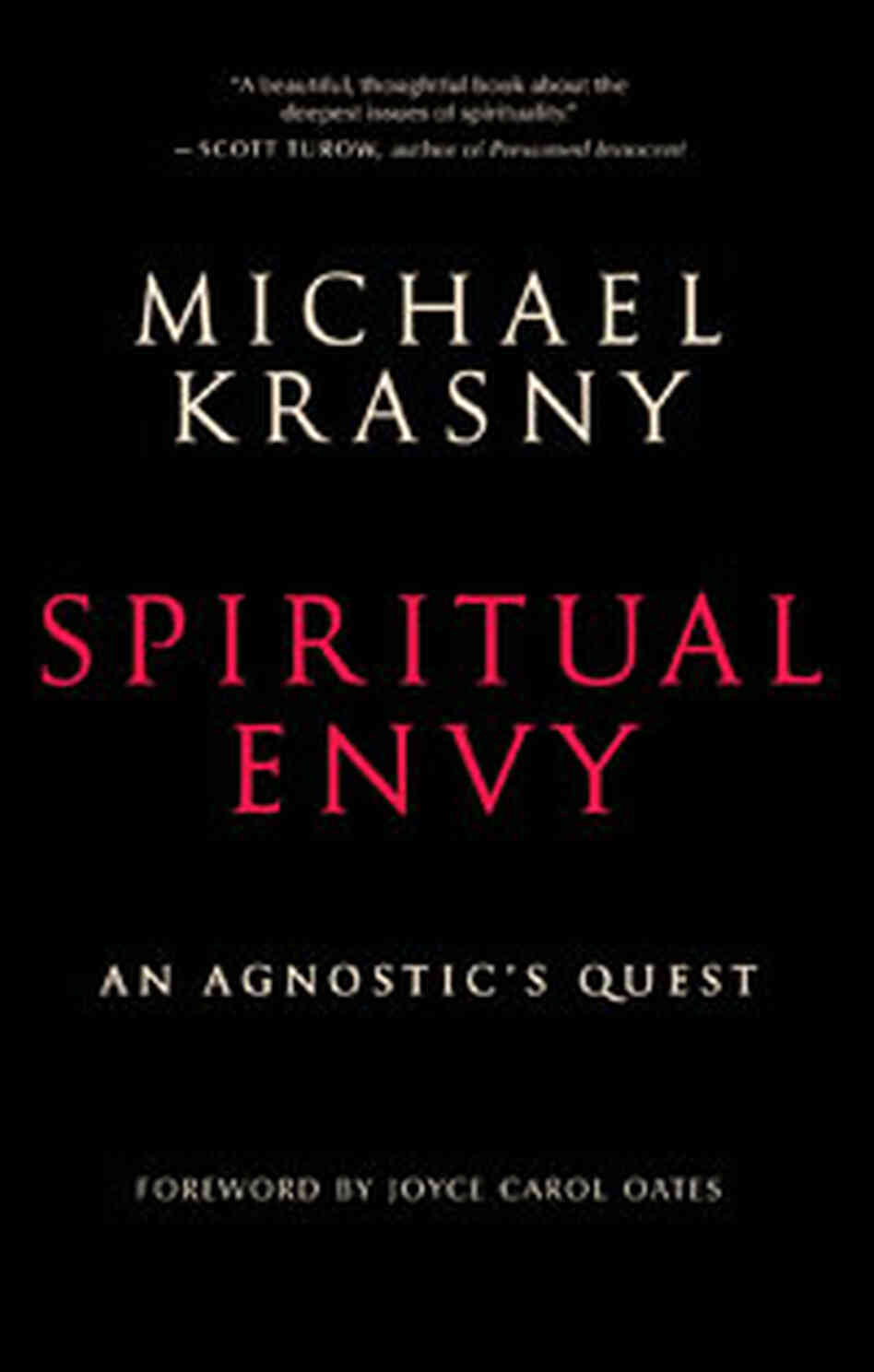 Cover of 'Spiritual Envy'