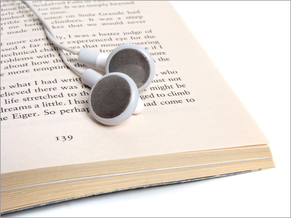 Art Of Storytelling Alive And Well In Audio Books