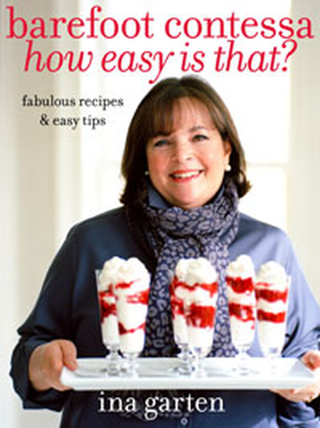 'Easy' Thanksgiving With The Barefoot Contessa