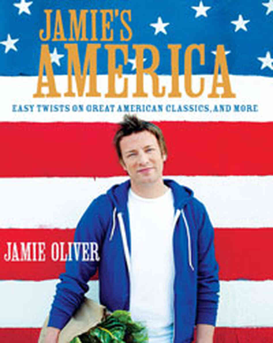 Cover of 'Jamie's America'