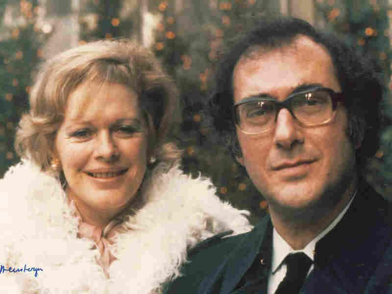 Antonia Fraser and Harold Pinter