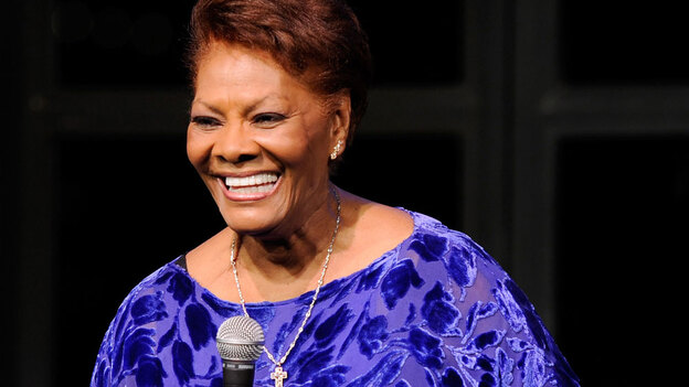 Dionne Warwick celebrated at the Dionne Warwick 50th Anniversary In  Show Business Gala at Lincoln Center on  Oct. 18 in New York City. (Getty Images)