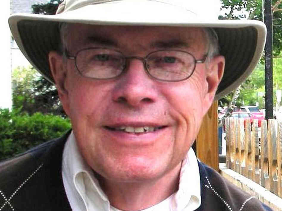 Author Allan Metcalf