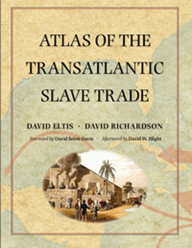 Trans-Atlantic Journeys Traced In Slave Trade Atlas