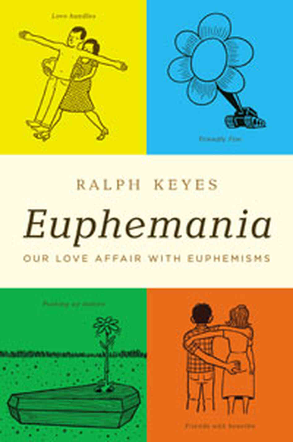Euphemania cover