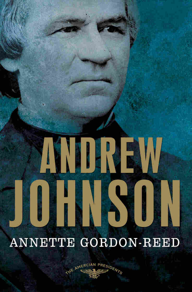 Cover of 'Andrew Johnson'