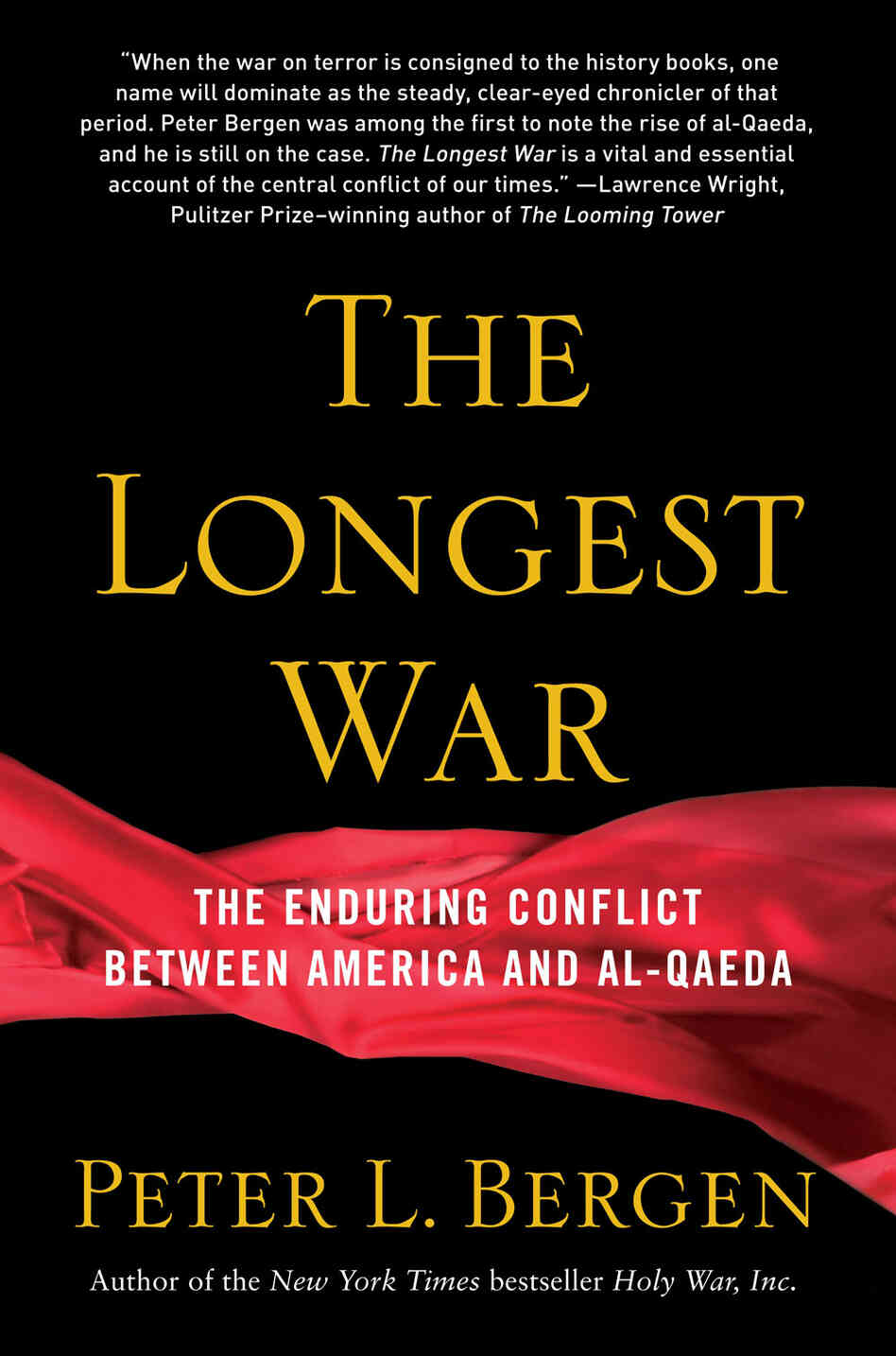 Cover of 'The Longest War'