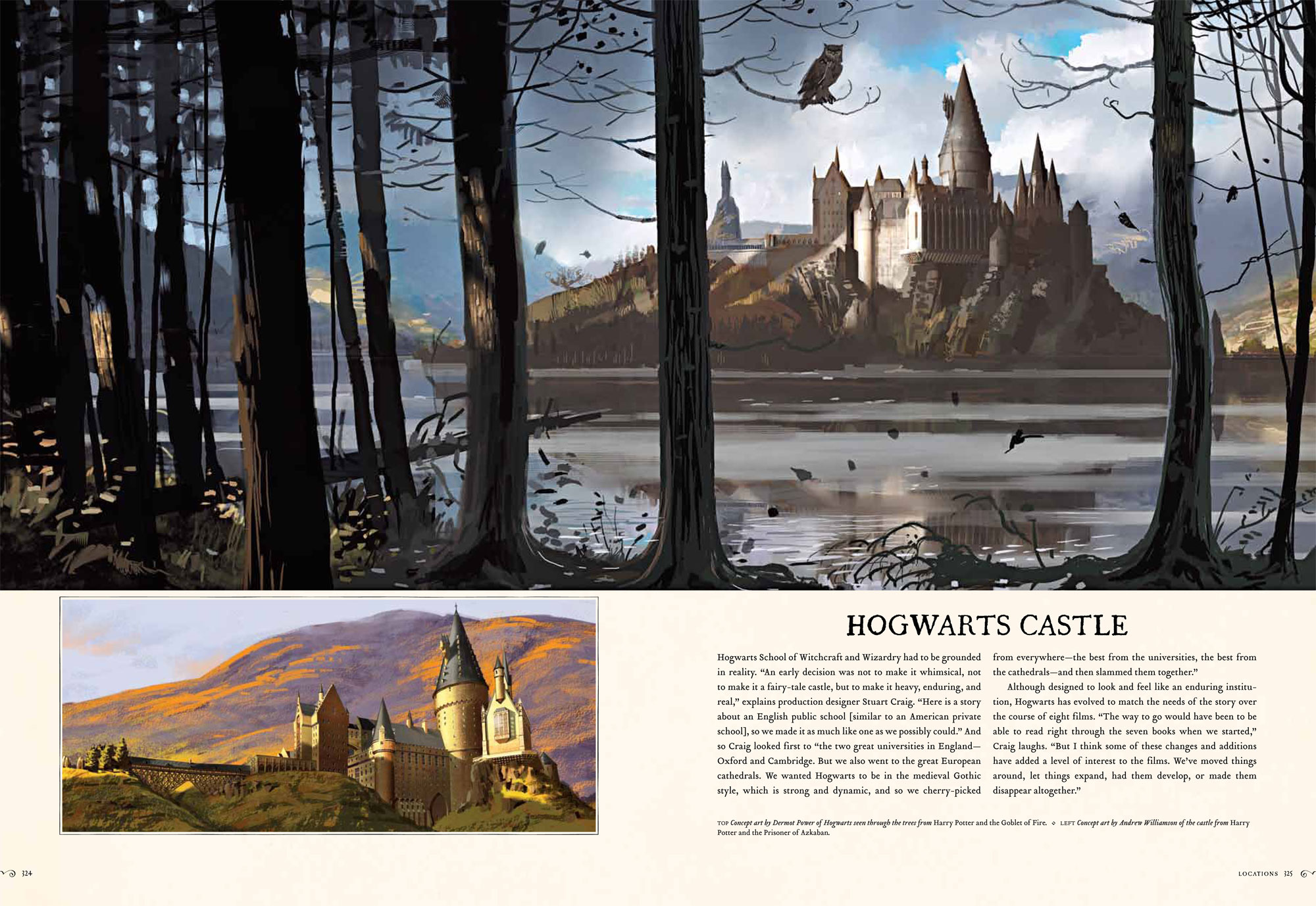 Harry Potter Book Excerpt : Harry potter page to screen npr