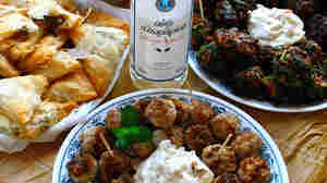 Making A Meal Of Greek Meze