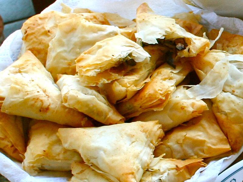 Making A Meal Of Greek Meze Npr