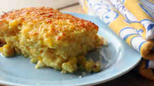 w-Simple Corn Pudding