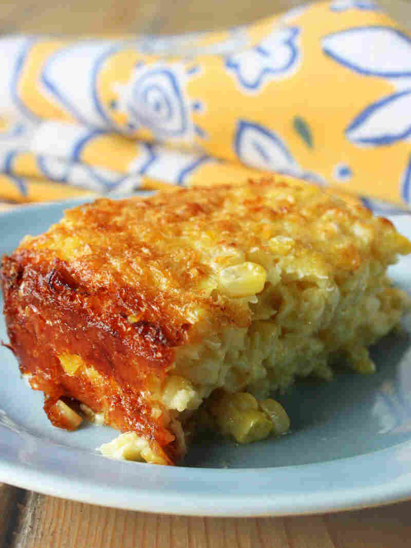 Simple Corn Pudding