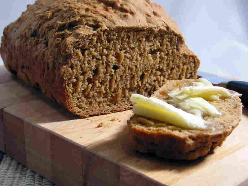 Dill And Beer Quick Bread