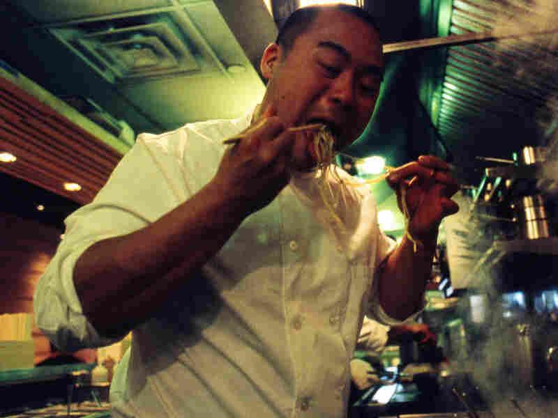 Momofuku's David Chang