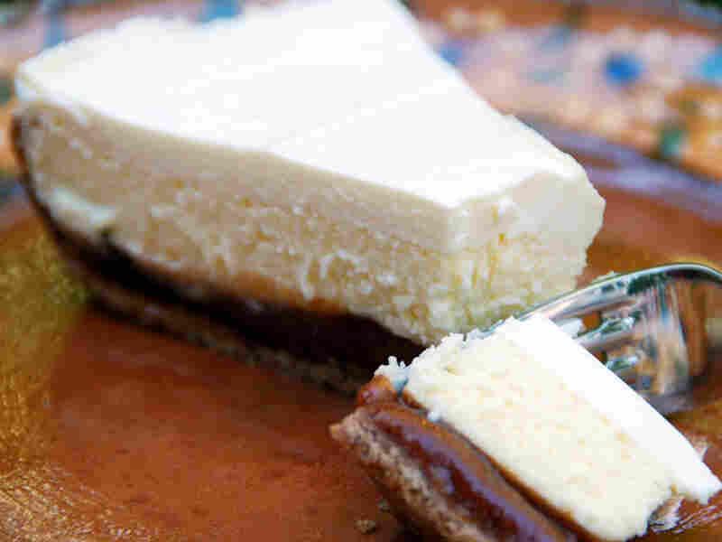 Cheesecake With Guava (Pay De Queso Con Ate De Guayaba)