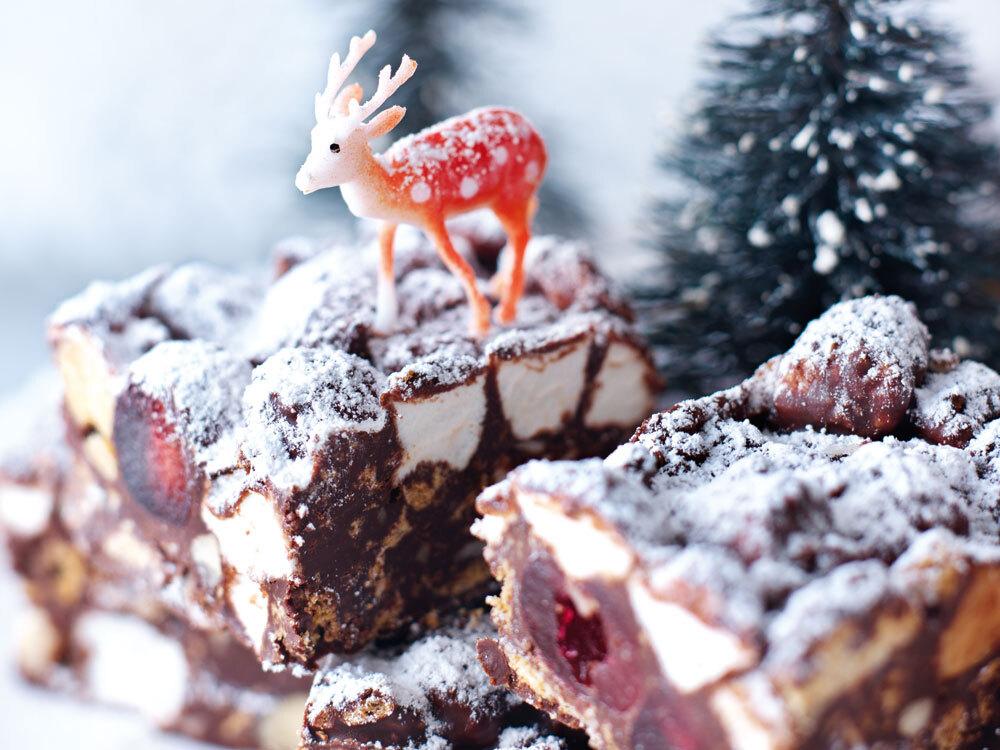 nigella simple christmas cake