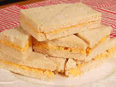 Pimento sandwiches